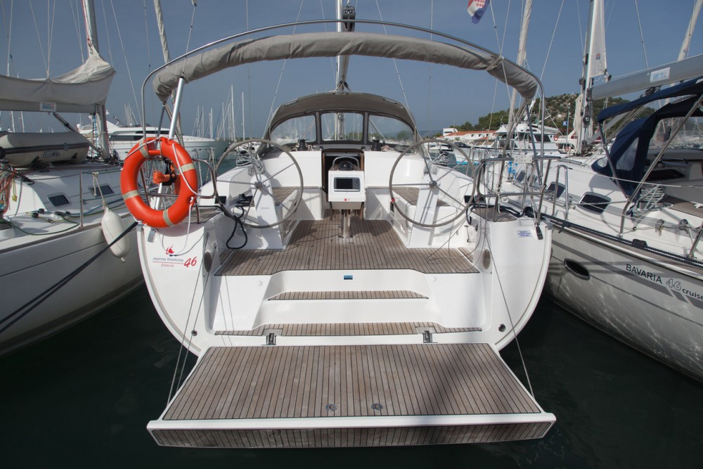 Hire Sailboat with or without skipper Bavaria Murter