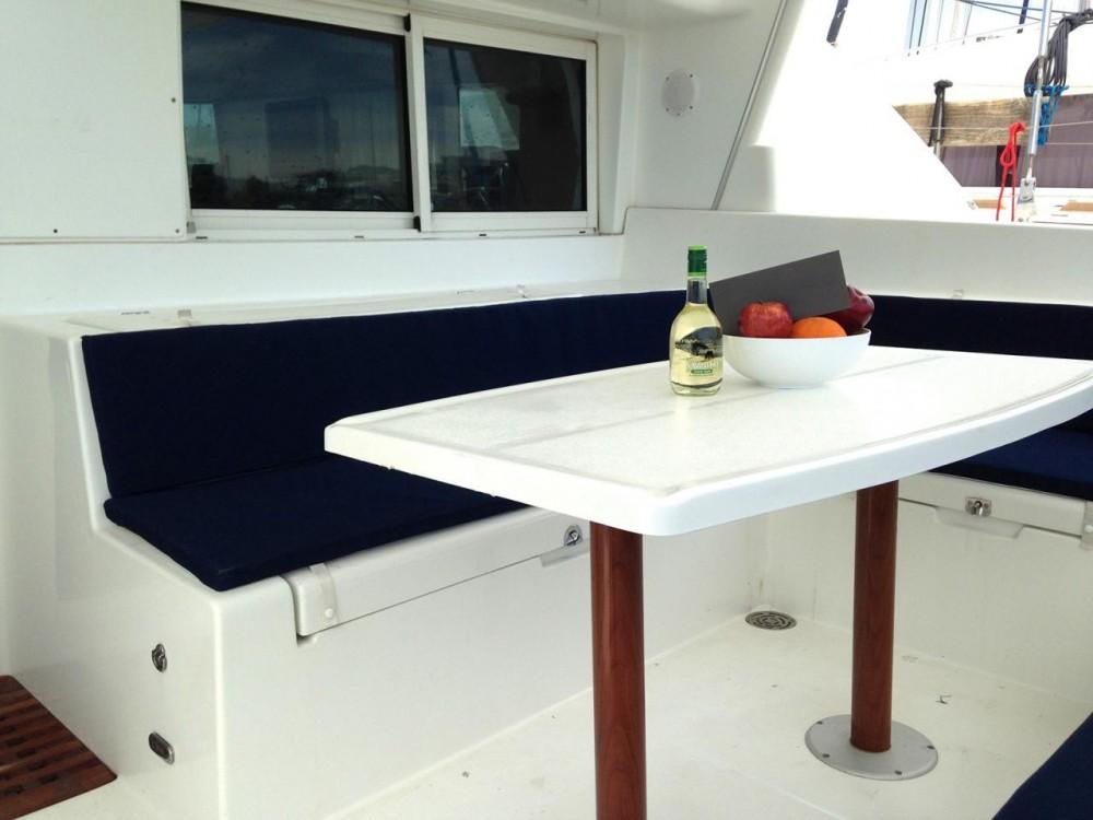 Boat rental Peloponnese cheap Lagoon 440