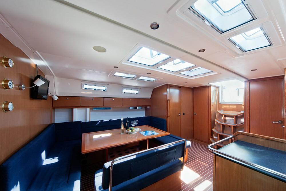 Bavaria Cruiser 50 between personal and professional Murter