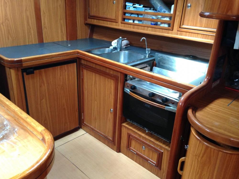 Rental Sailboat in Peloponnese - Ocean Star Ocean Star 51.2 - 5 cab.