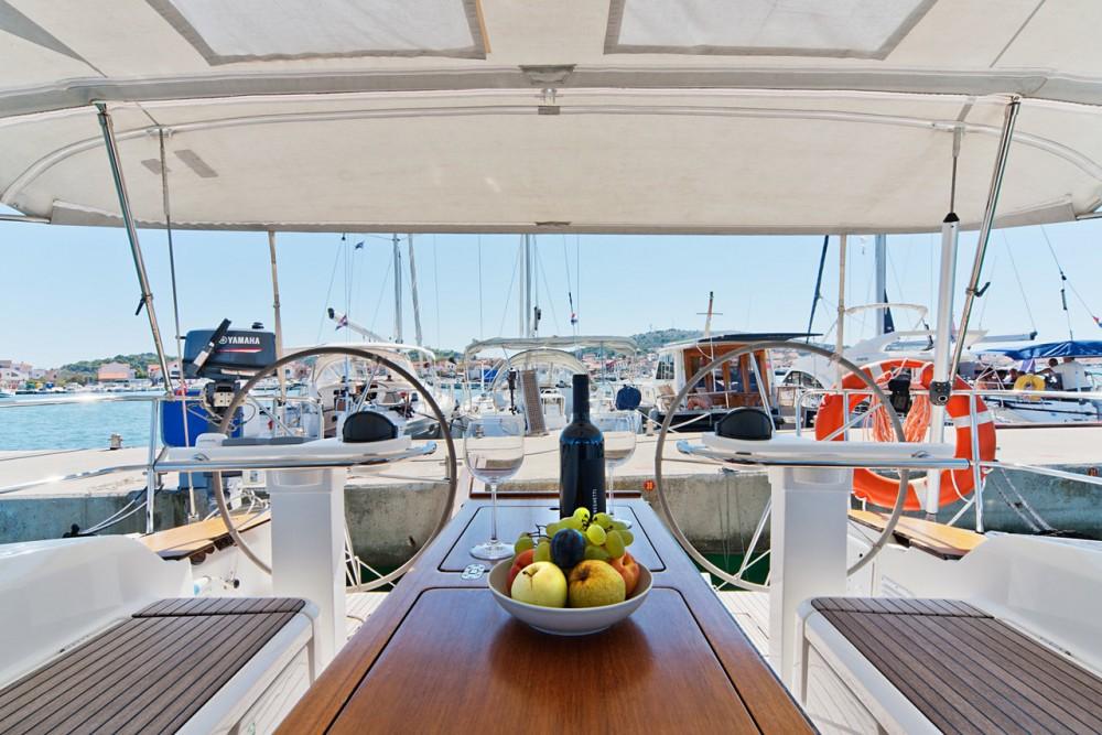Rental Sailboat in Murter - Bavaria Cruiser 50
