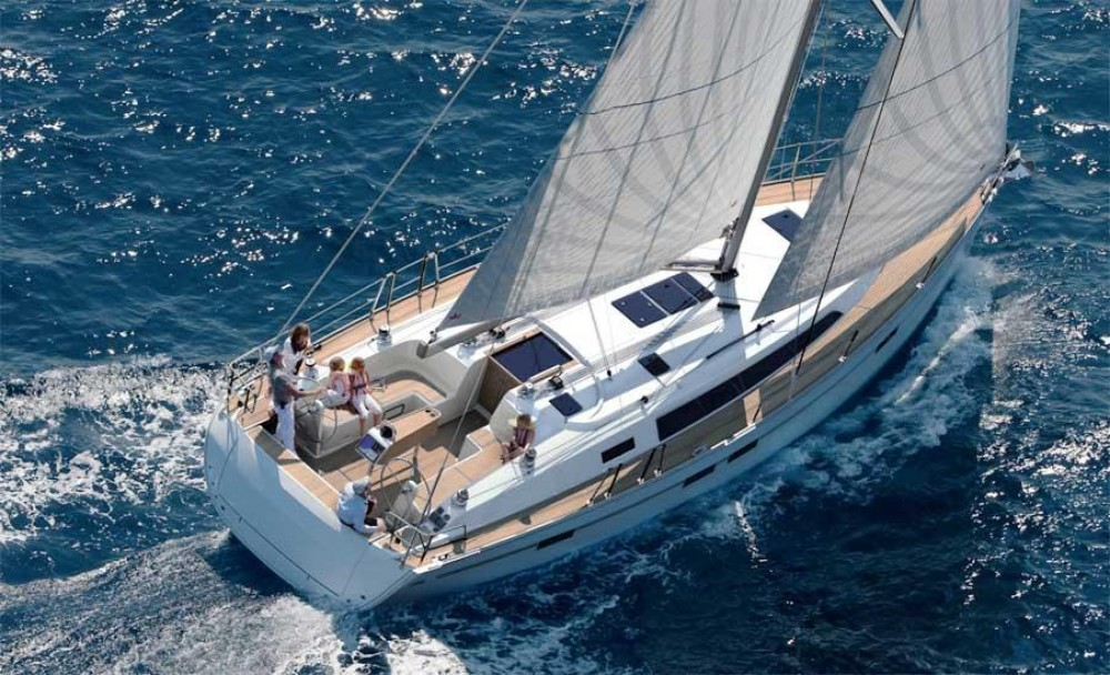 Rental Sailboat in Lefkada - Bavaria Cruiser 46