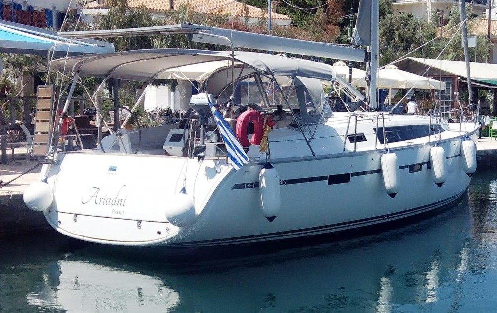 Rental yacht Lefkada - Bavaria Cruiser 46 on SamBoat