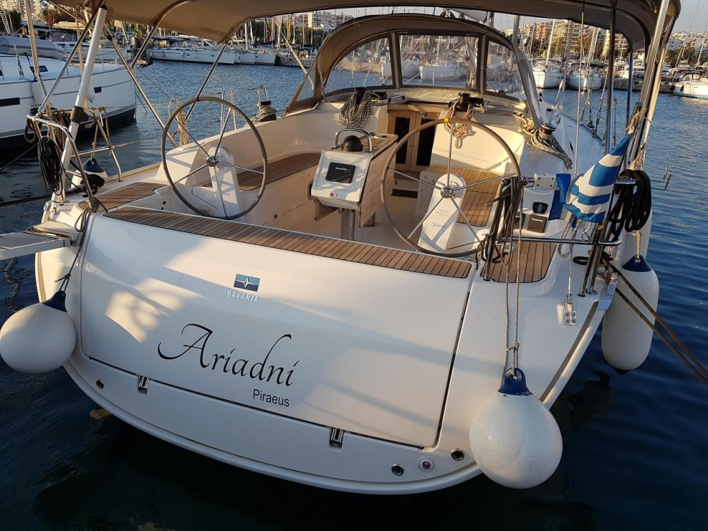 Rent a Bavaria Cruiser 46 Lefkada