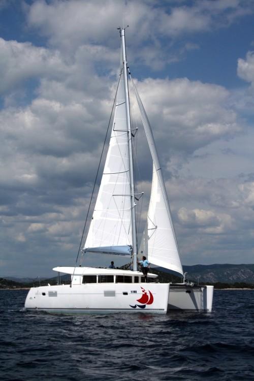 Rental yacht Murter - Lagoon Lagoon 400 on SamBoat