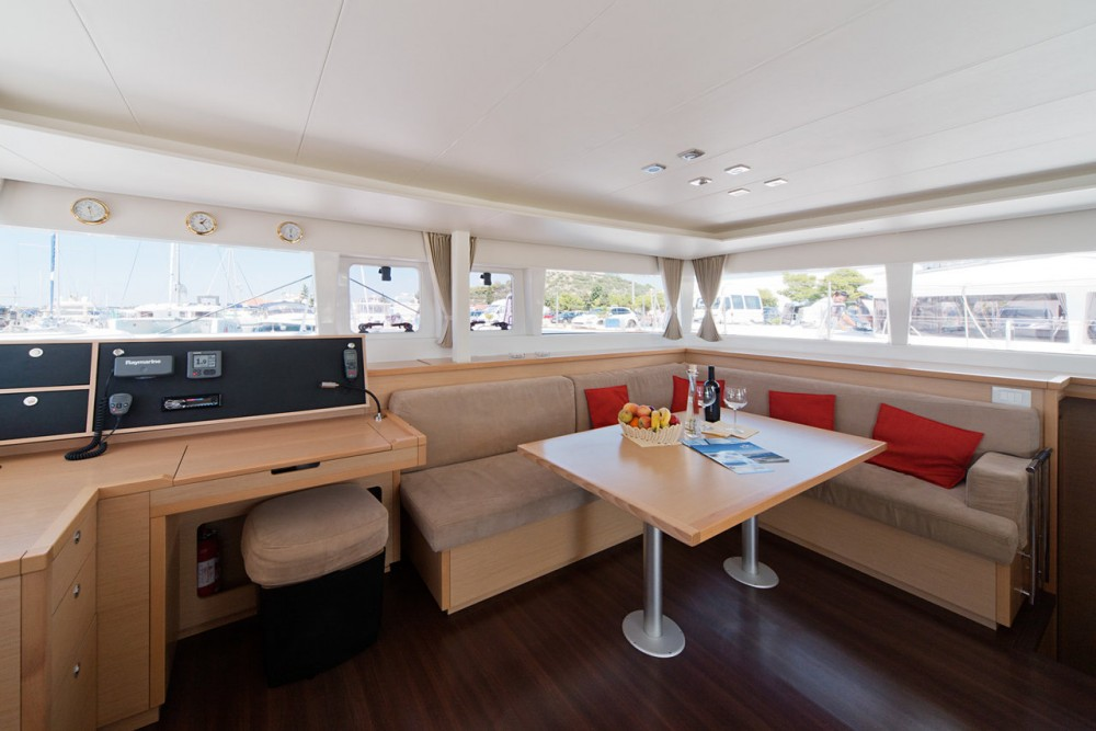 Rental yacht Murter - Lagoon Lagoon 450 on SamBoat