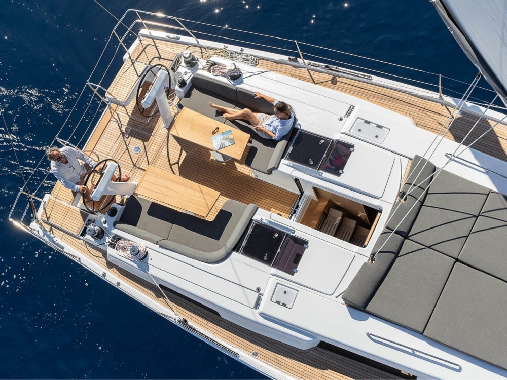 Rental Sailboat in  - Hanse Hanse 508