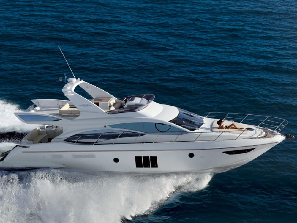 Rental yacht Šibenik - Azimut-Benetti-Yachts Azimut 58 on SamBoat
