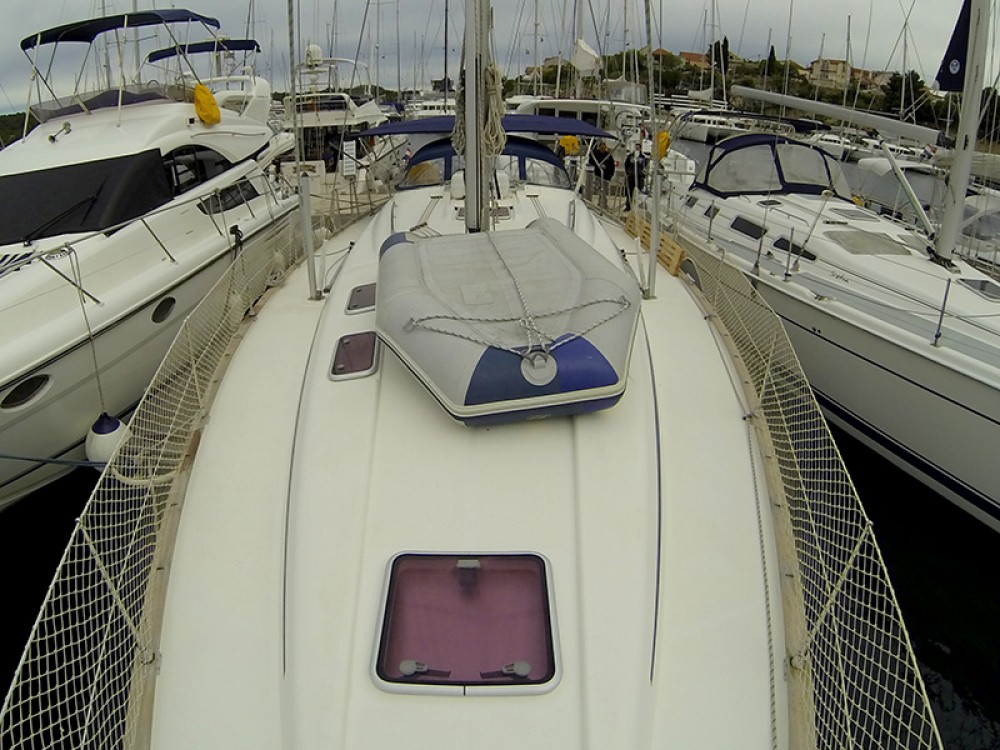 Bavaria Cruiser 46 between personal and professional