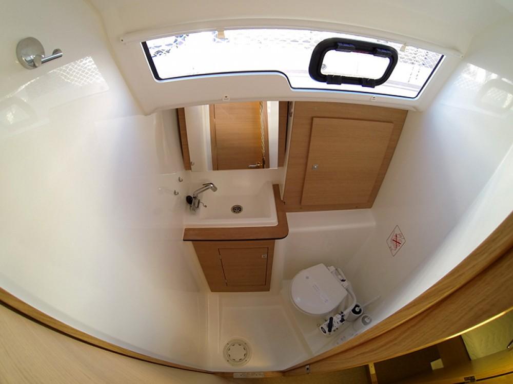 Boat rental  cheap Dufour 382 Grand Large