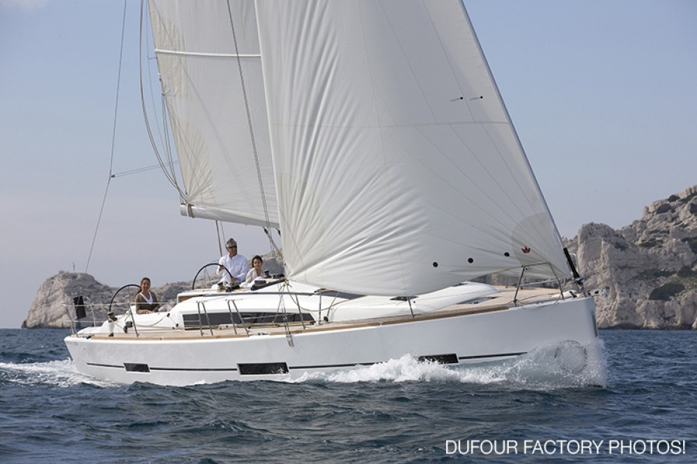 Rent a Dufour Dufour 412 Grand Large Šibenik