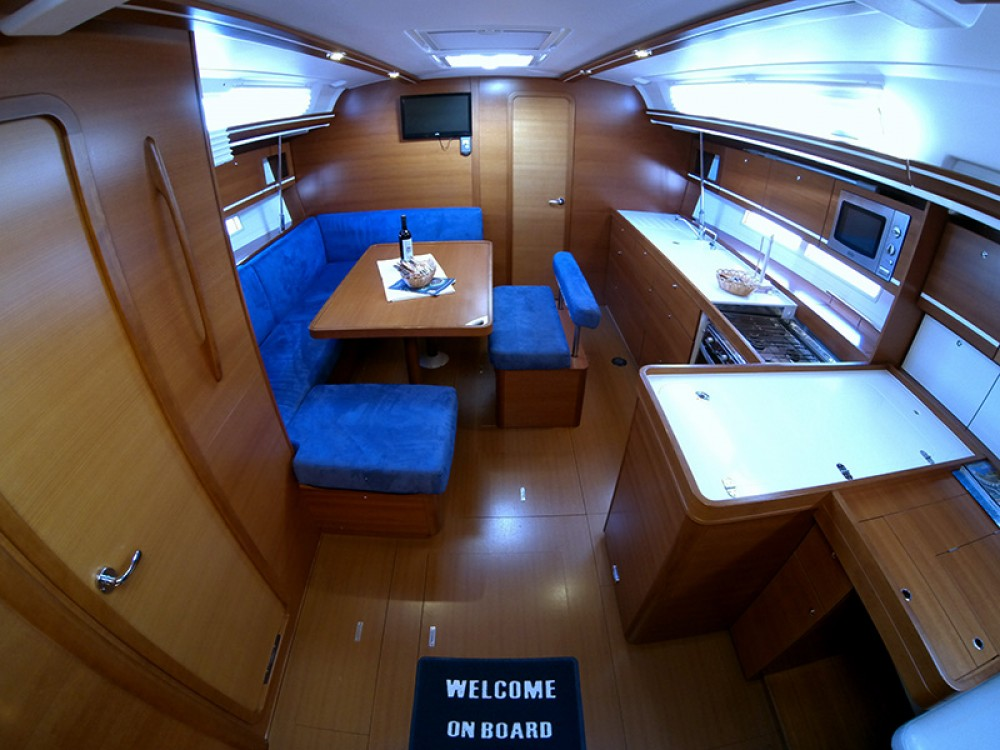 Boat rental Šibenik cheap Dufour 445 Grand Large
