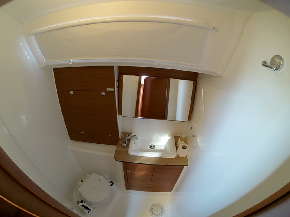 Rent a Dufour Dufour 460 Grand Large Šibenik