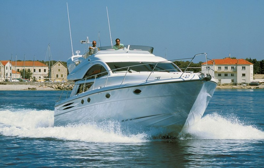 Boat rental Šibenik cheap Fairline Phantom 50
