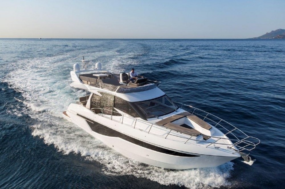 Hire Motor boat with or without skipper Galeon Šibenik