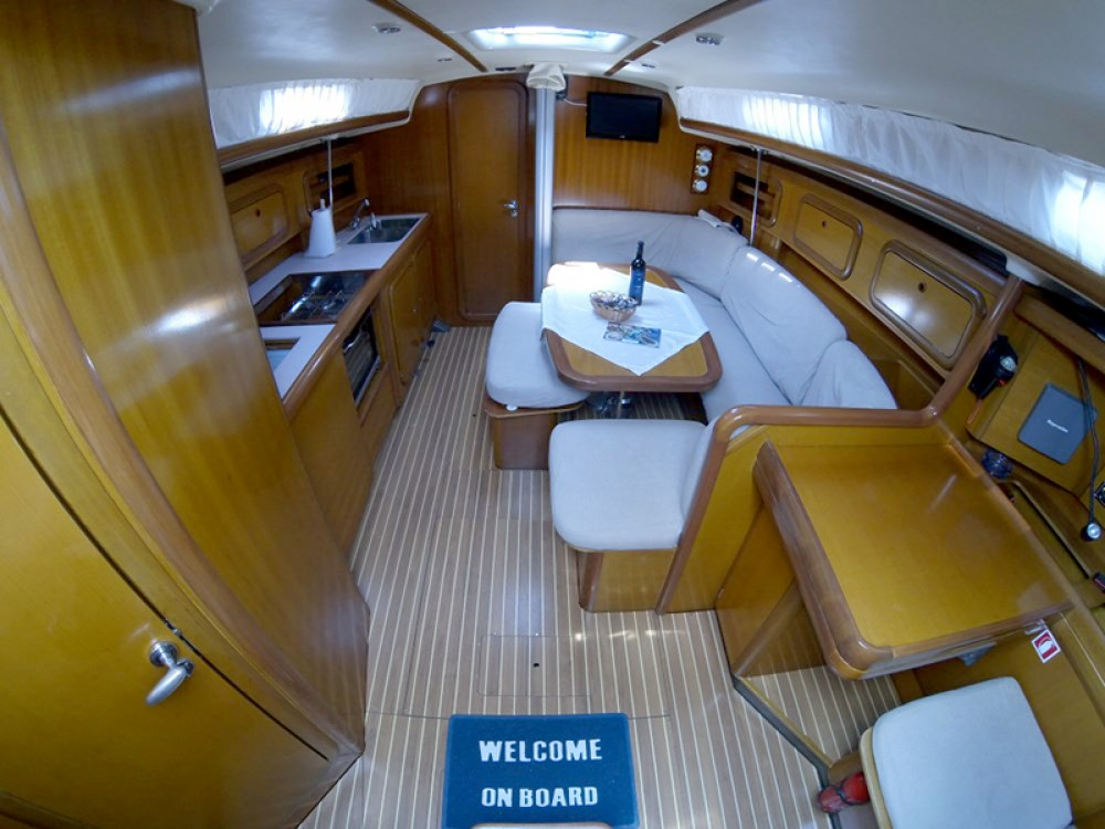 Boat rental Šibenik cheap Grand Soleil 40