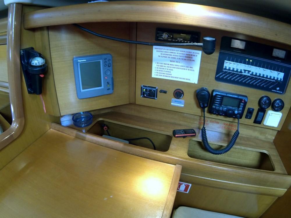 Rental Sailboat in Šibenik - Cantiere Del Pardo Grand Soleil 40