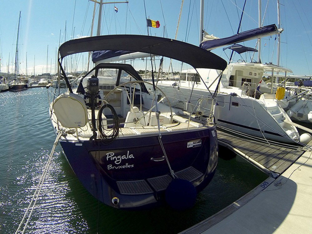 Rental Sailboat in Šibenik - Cantiere Del Pardo Grand Soleil 45