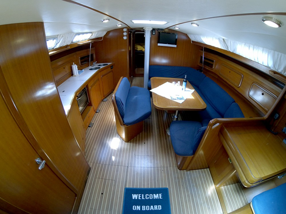 Boat rental Cantiere Del Pardo Grand Soleil 46.3 in Šibenik on Samboat