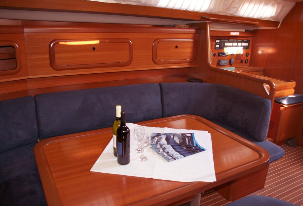 Rental Sailboat in Šibenik - Cantiere Del Pardo Grand Soleil 46.3