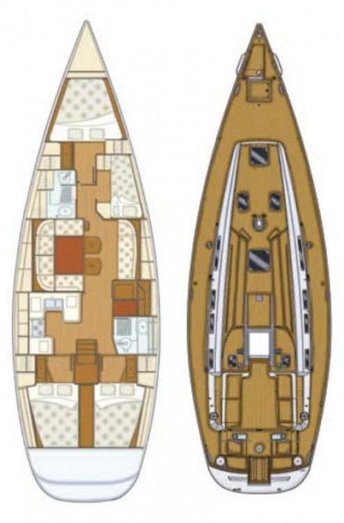 Rental yacht Šibenik - Cantiere Del Pardo Grand Soleil 50 on SamBoat