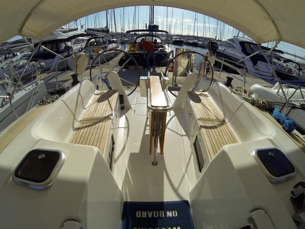 Boat rental Šibenik cheap Hanse 445