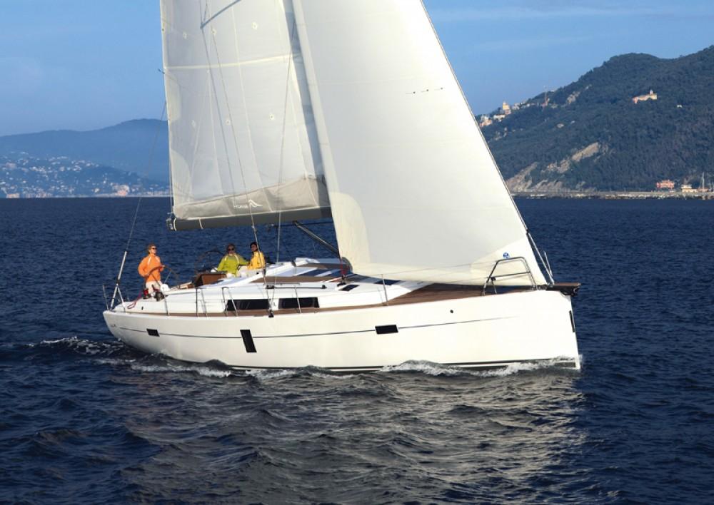 Rental yacht Šibenik - Hanse Hanse 445 on SamBoat