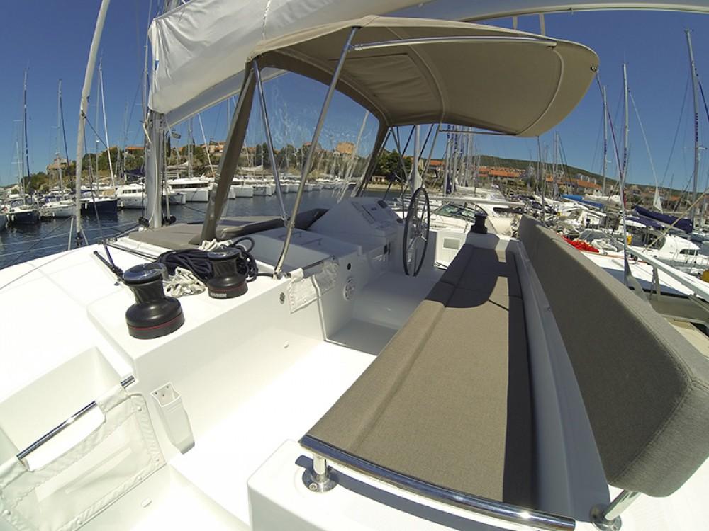Rental Catamaran in Šibenik - Lagoon Lagoon 450