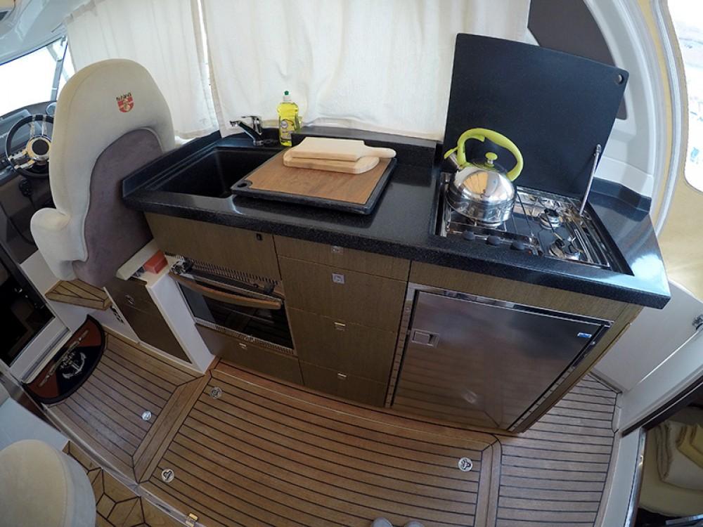 Rental yacht  - Marex Marex 370 ACC on SamBoat