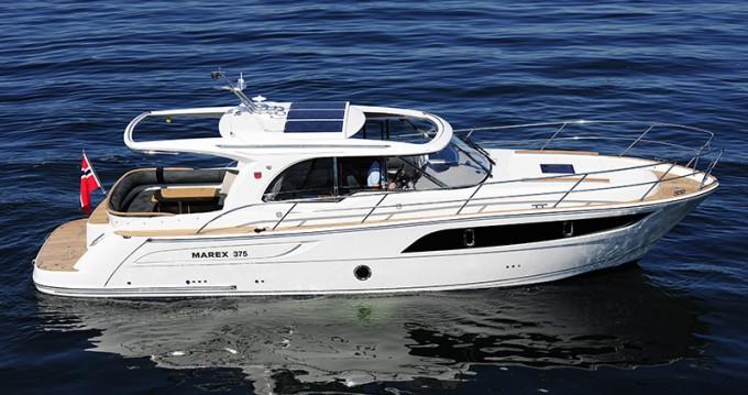 Rental yacht Šibenik - Marex Marex 375 on SamBoat