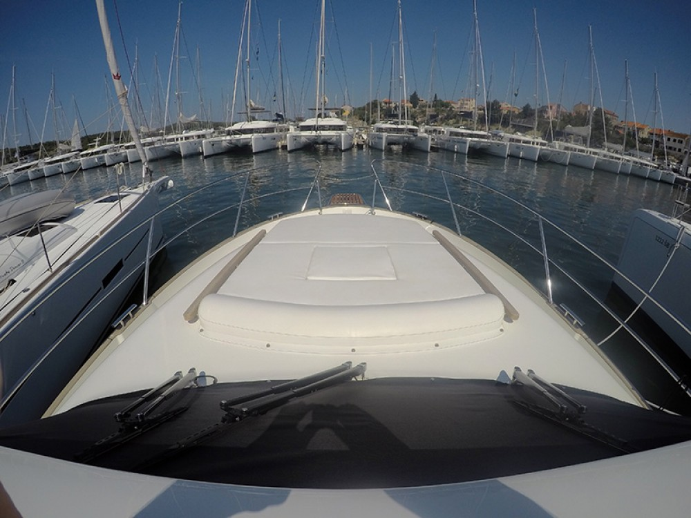 Boat rental Šibenik cheap Marex 375