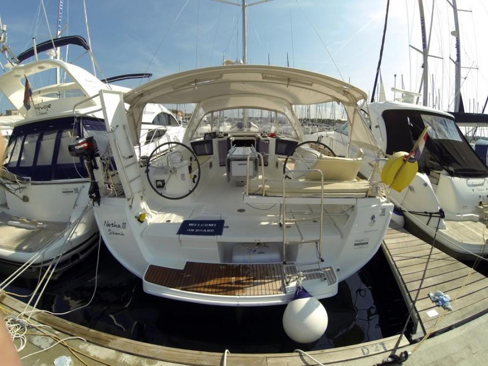 Rental yacht Šibenik - Bénéteau Oceanis 45 on SamBoat
