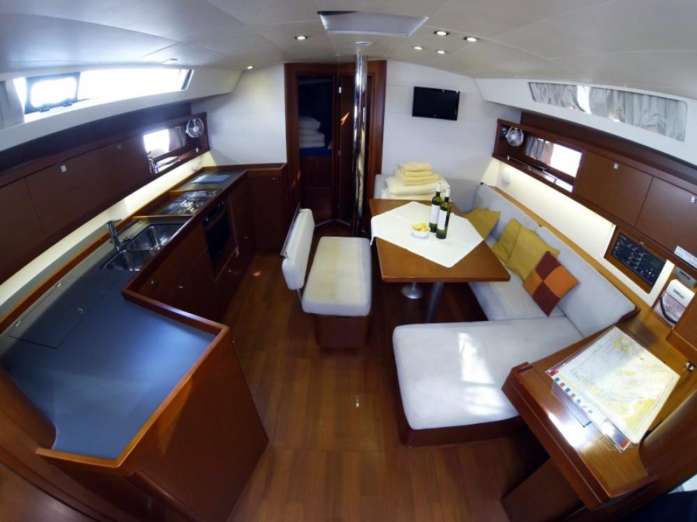 Boat rental Šibenik cheap Oceanis 45
