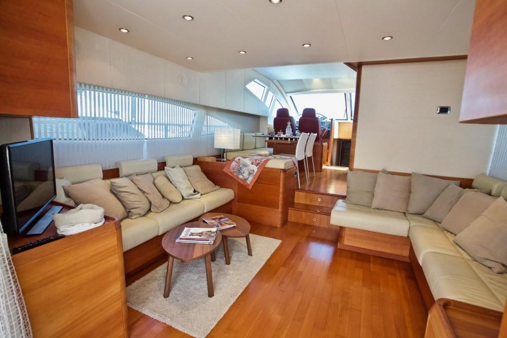 Rental Motorboat in Milazzo - Aicon-Yachts Aicon 64 - 4 + 1 cab.
