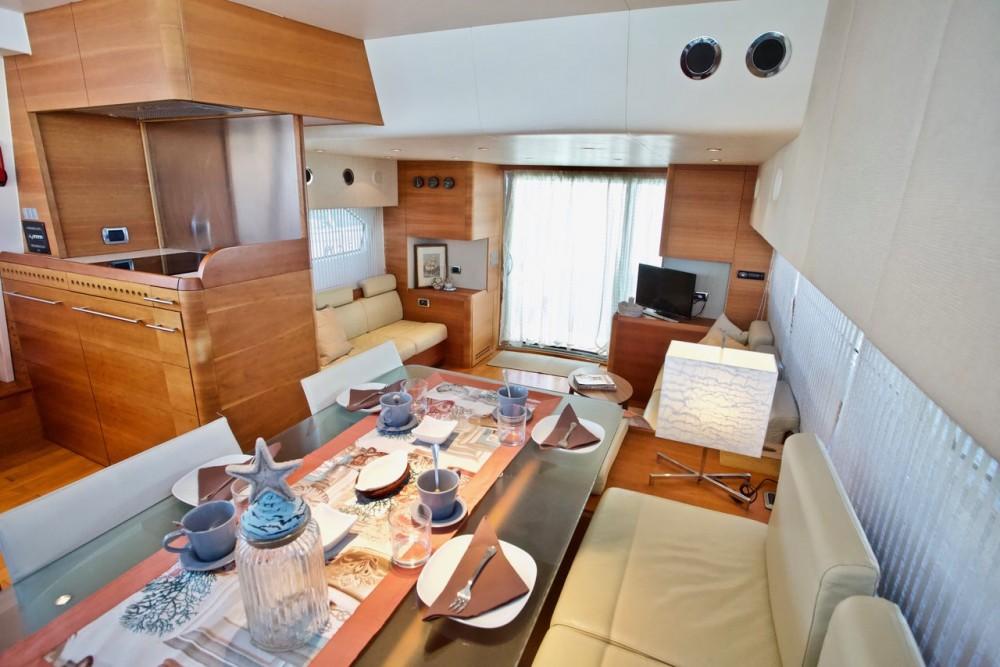 Boat rental Aicon-Yachts Aicon 64 - 4 + 1 cab. in Milazzo on Samboat