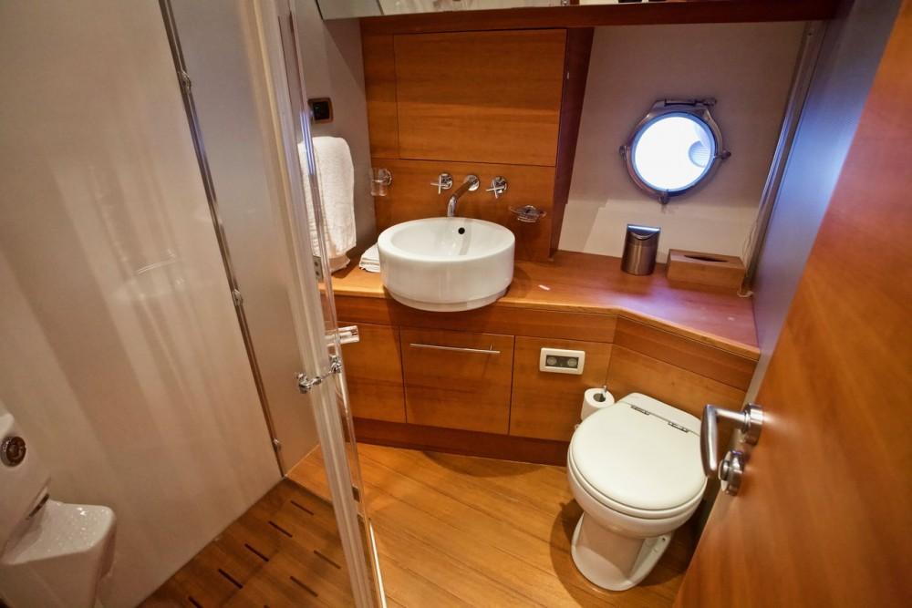 Boat rental Milazzo cheap Aicon 64 - 4 + 1 cab.