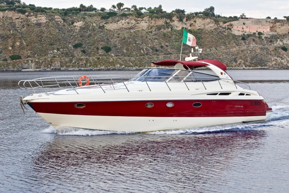 Hire Motor boat with or without skipper Cranchi Milazzo