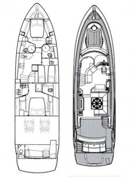 Rental yacht Baška Voda - Sunseeker Sunseeker Manhattan 60 on SamBoat