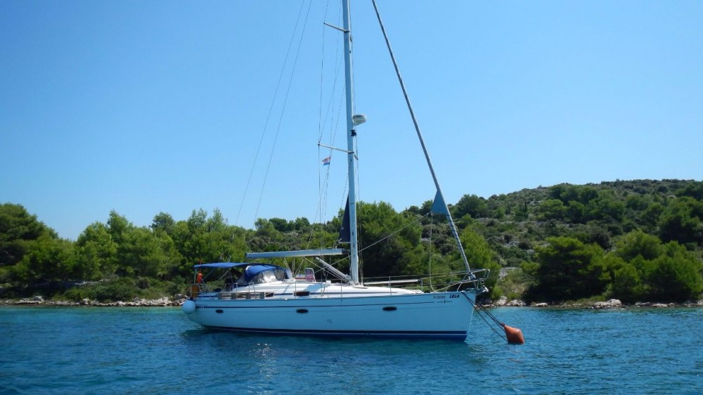 Boat rental Primošten cheap Cruiser 39