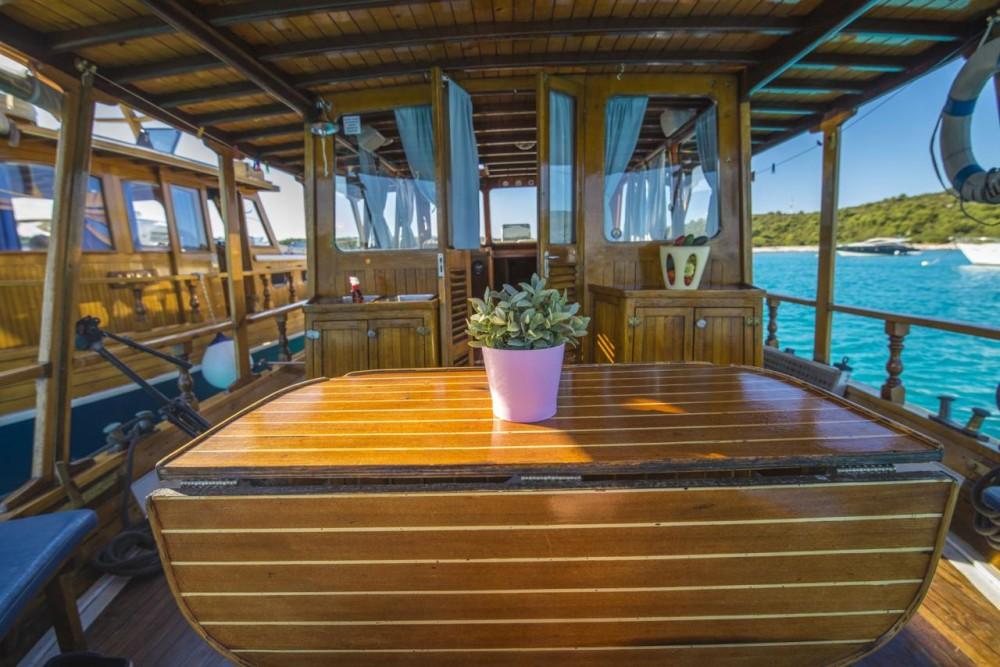 Rental yacht Zadar - Custom Made Yacht TIHO on SamBoat