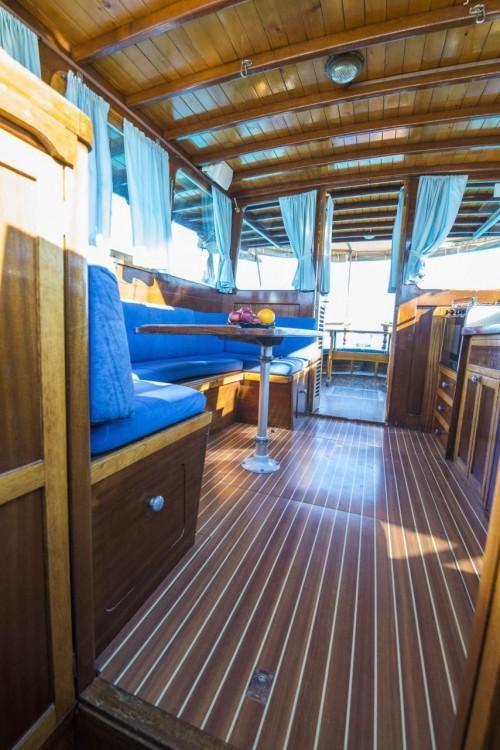 Rent a Custom Made Yacht TIHO Zadar