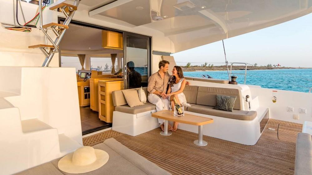 Rental Catamaran in Peloponnese - Lagoon Lagoon 42