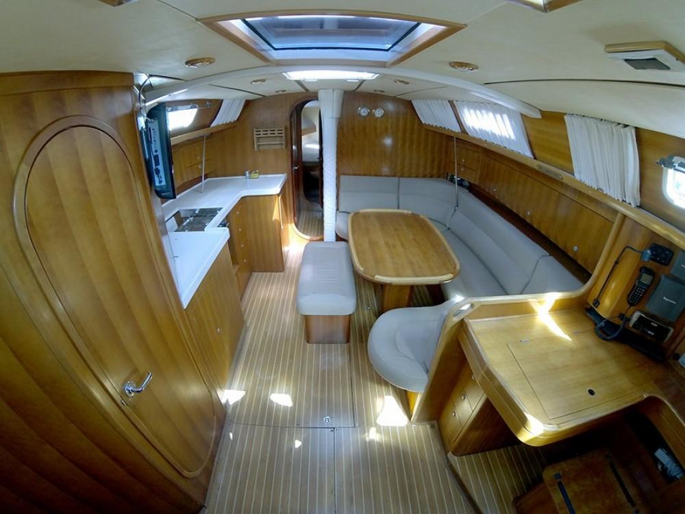 Rental Sailboat in Croatia - Salona Salona 45