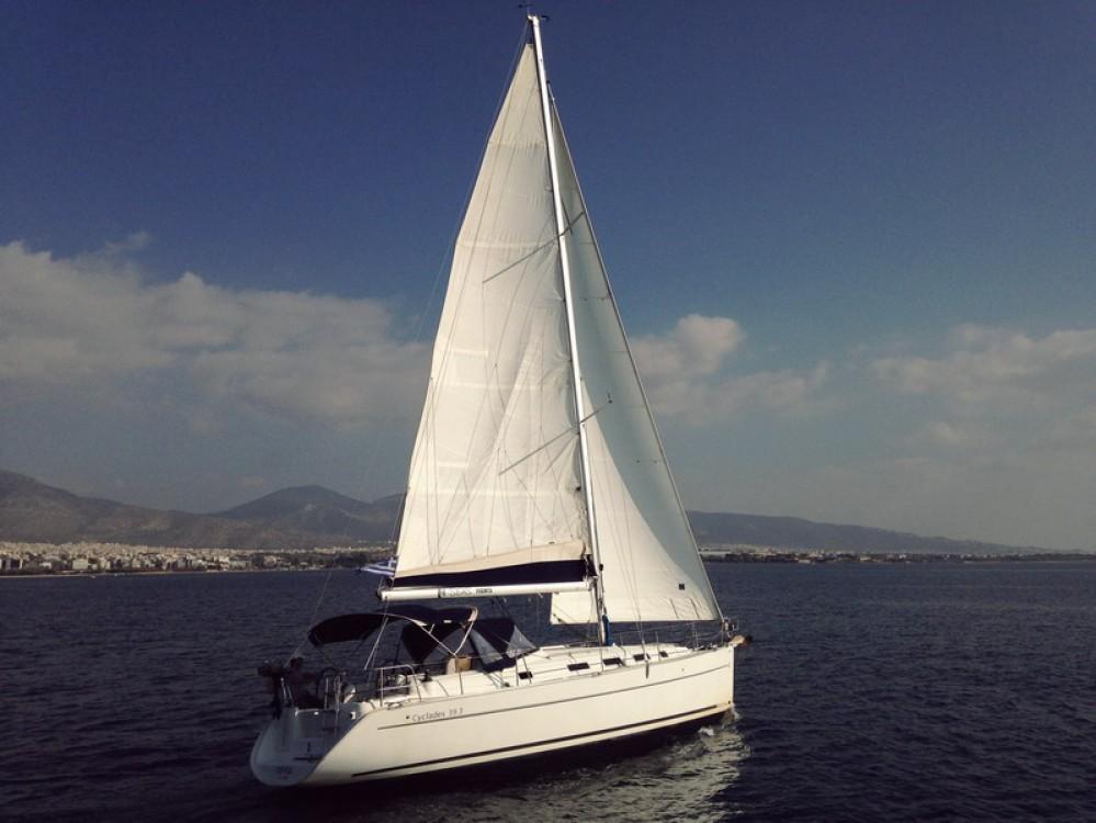 Rental Sailboat in Peloponnese - Bénéteau Cyclades 39.3