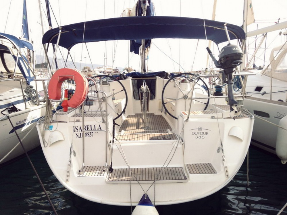 Hire Sailboat with or without skipper Dufour Peloponnese