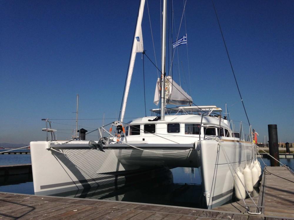 Rent a Lagoon Lagoon 380 S2 Peloponnese