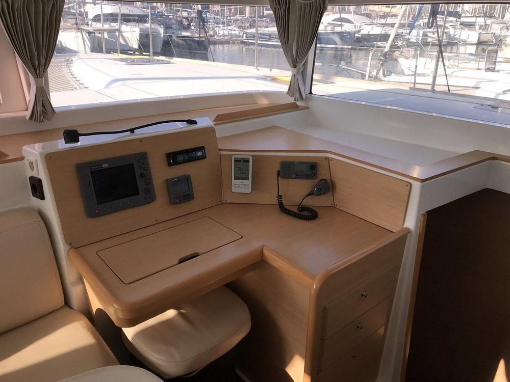 Rental yacht Peloponnese - Lagoon Lagoon 400 on SamBoat