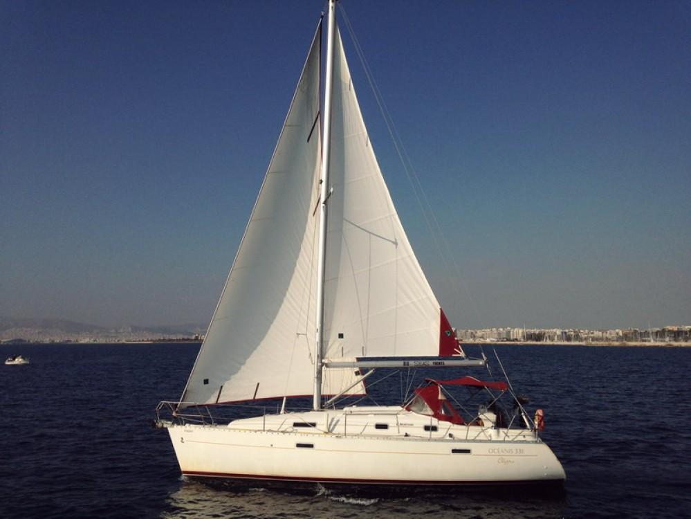 Rental yacht Peloponnese - Bénéteau Oceanis on SamBoat