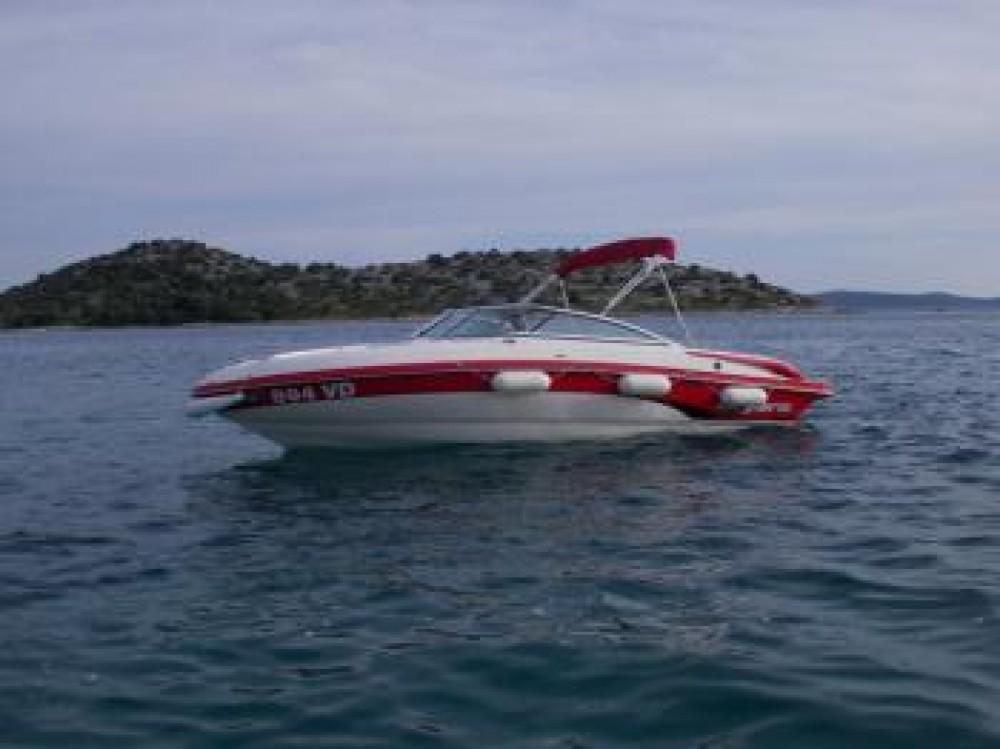 Rent a Bryant-Boats Bryant 210 Bowrider Tribunj