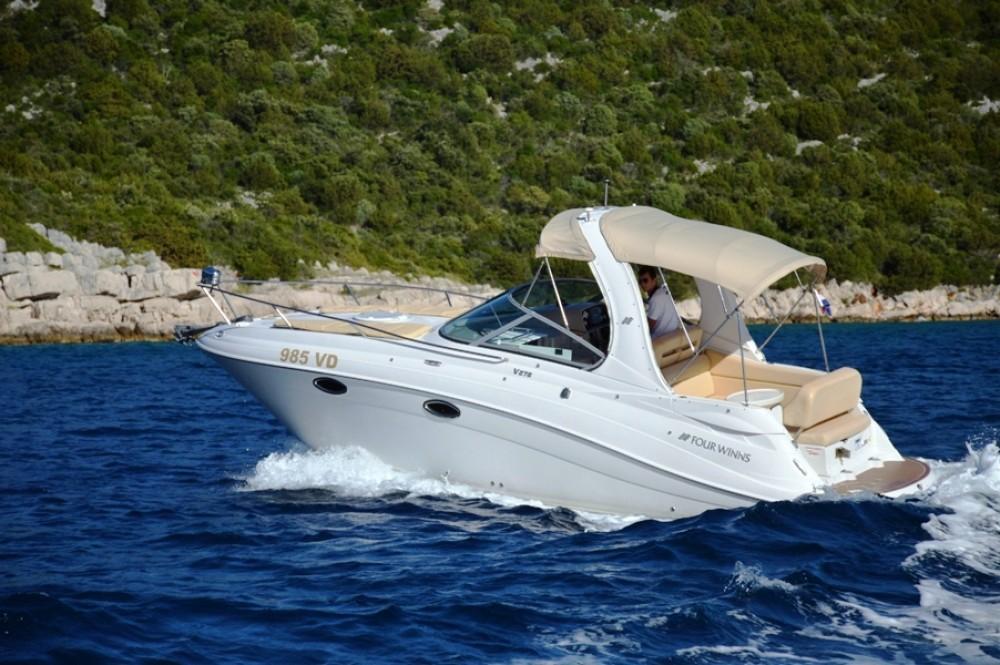 Rent a Four-Winns-Boats Four Winns 278 Vista Tribunj